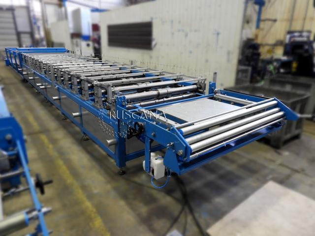 производство профлиста оборудование